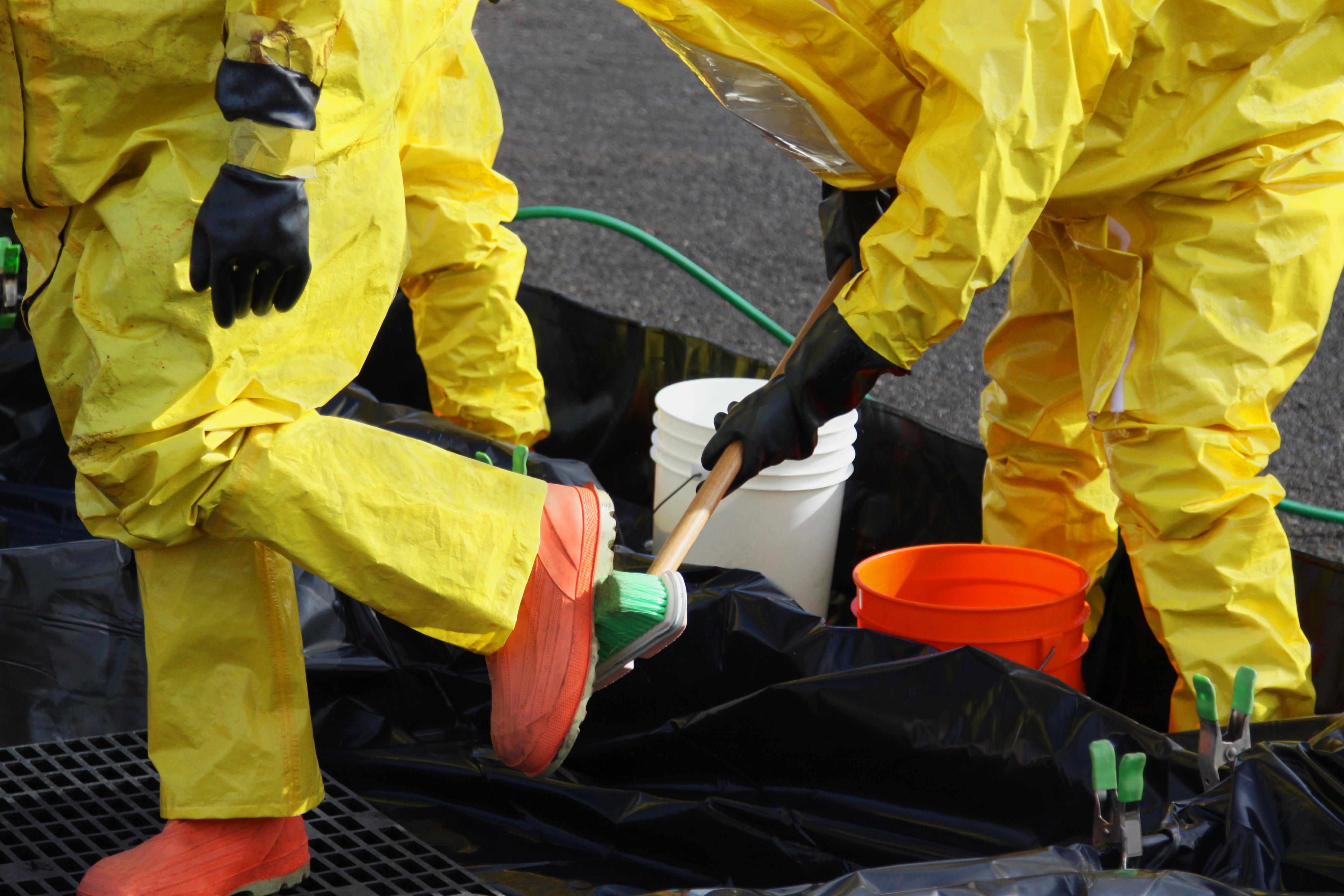Sewage Damage Repairs in Carlisle, SC (5960)