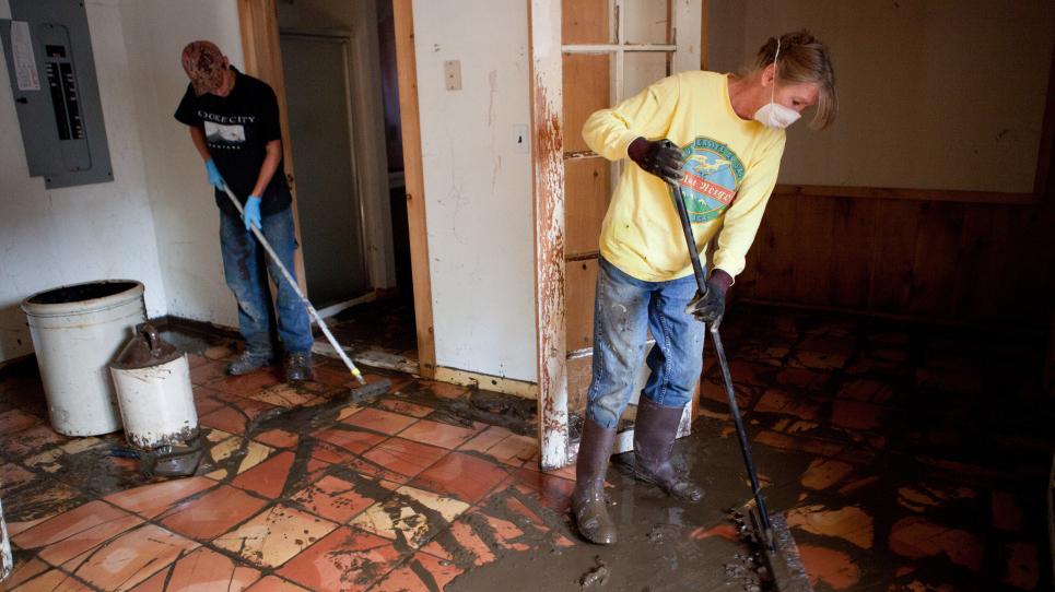 Sewage Cleanup in Carlisle, SC (5158)
