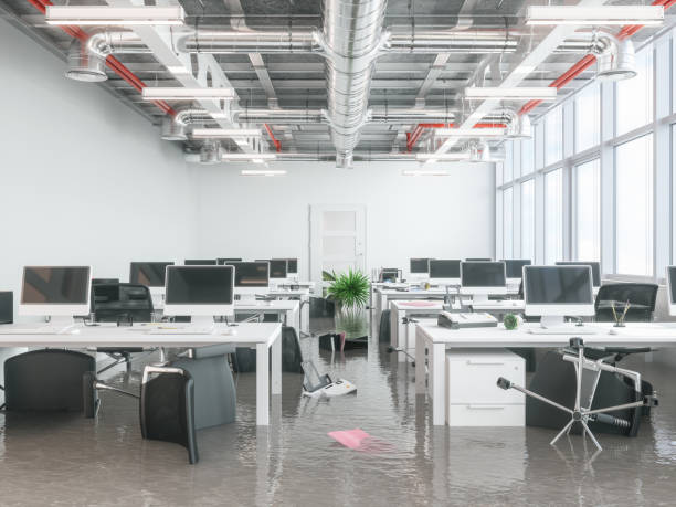 Commercial Water Damage Restoration in Charlotte, NC (1019)